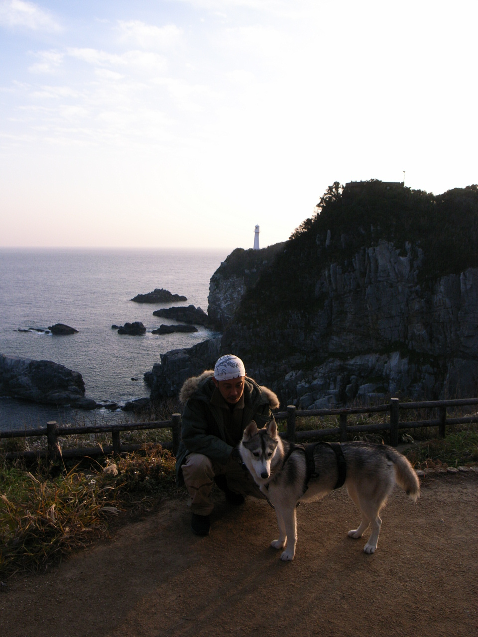 A Sequel to a story of Shikoku Pilgrimage, the later part of Dec.30th 2005_c0049299_22233687.jpg