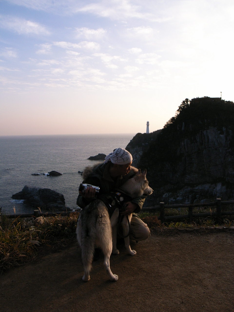 A Sequel to a story of Shikoku Pilgrimage, the later part of Dec.30th 2005_c0049299_22235197.jpg