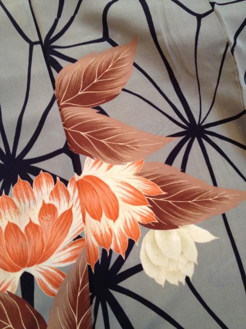 小花・麻の葉・花紋アンティーク着物色々♪販売商品46_c0321302_18342999.jpg