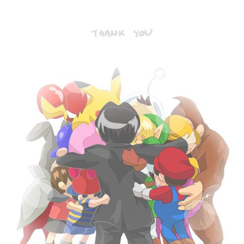 ただ今、世界中で任天堂岩田社長への感動的な追悼投稿が大量発生中 #satoruiwata #ThankYouIwata_b0007805_22471846.jpg