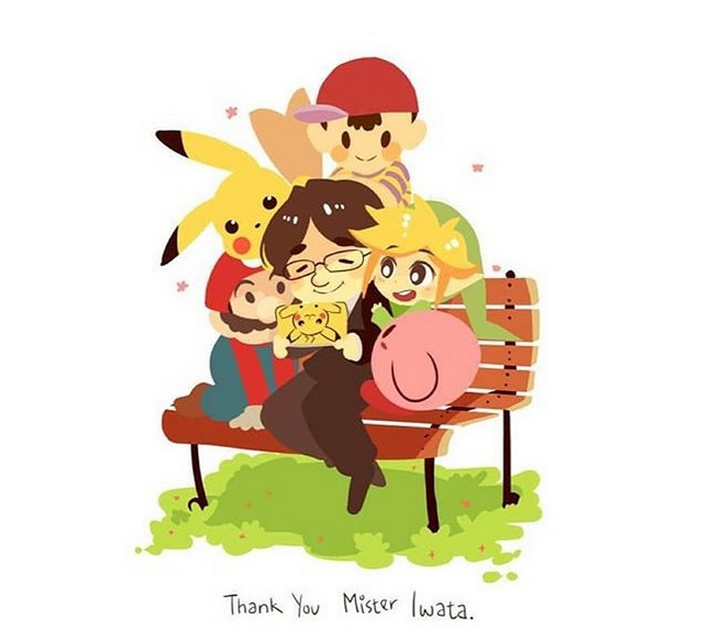 ただ今、世界中で任天堂岩田社長への感動的な追悼投稿が大量発生中 #satoruiwata #ThankYouIwata_b0007805_22475345.jpg