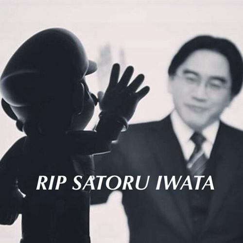 ただ今、世界中で任天堂岩田社長への感動的な追悼投稿が大量発生中 #satoruiwata #ThankYouIwata_b0007805_224951100.jpg