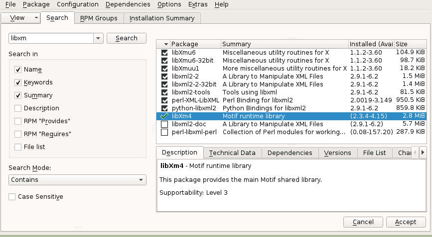 SLES12 への NetVault Backup 10.0.5 のインストール手順_a0056607_116224.jpg