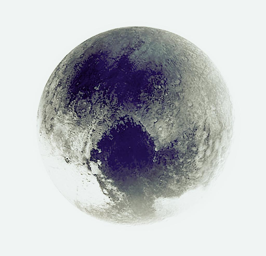 最新冥王星映像が語る「冥王星ガガは月とそっくり」2:NASAのネガポジ疑惑?_e0171614_829322.jpg