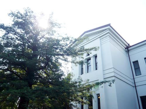 ラプソディ・イン・ブルー 大倉山記念館へ_c0121933_026219.jpg