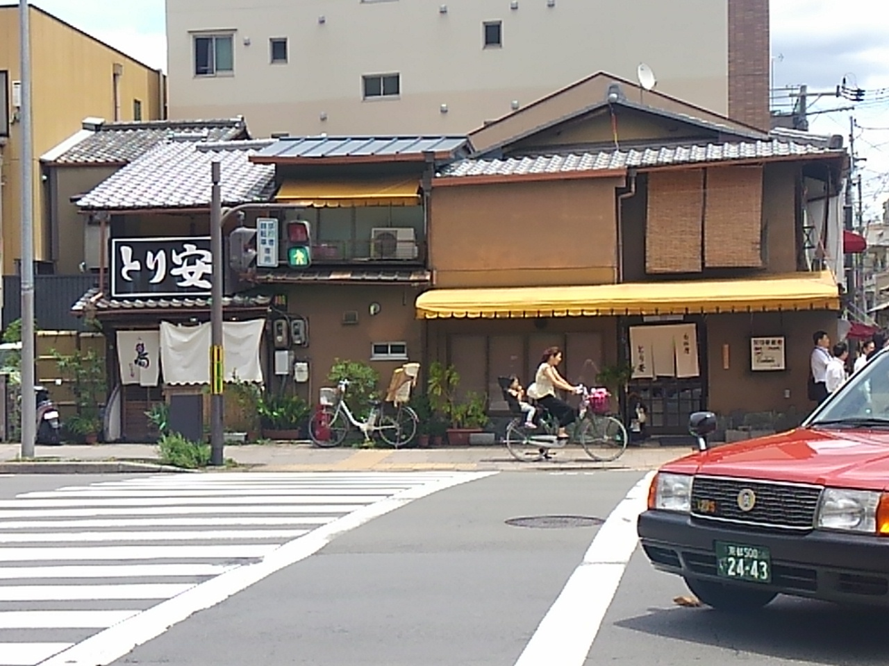 京都B級グルメ&カフェめぐり 2日目_d0083442_22492375.jpg