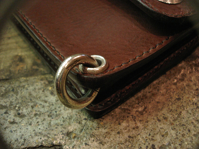 "NEW : STUDIO WOKINI [TRUCKER WALLET] ""MINERVA BOX"" LEATHER !!_a0132147_182234100.jpg"
