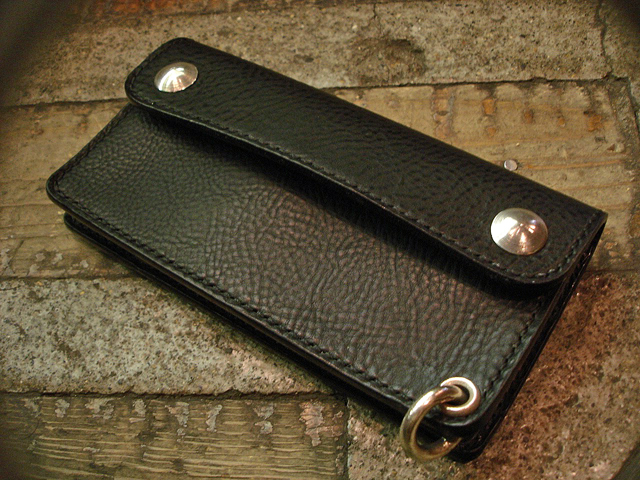 "NEW : STUDIO WOKINI [TRUCKER WALLET] ""MINERVA BOX"" LEATHER !!_a0132147_18233043.jpg"