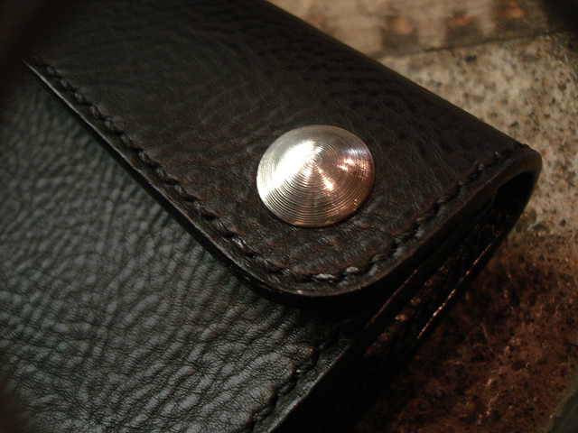 "NEW : STUDIO WOKINI [TRUCKER WALLET] ""MINERVA BOX"" LEATHER !!_a0132147_18233795.jpg"