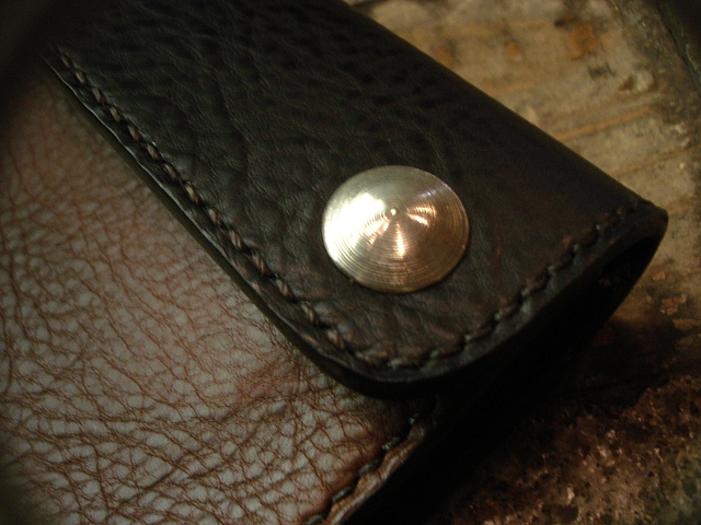 "NEW : STUDIO WOKINI [TRUCKER WALLET] ""MINERVA BOX"" LEATHER !!_a0132147_1824164.jpg"