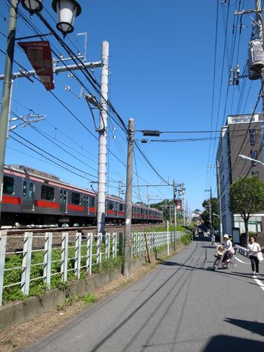 夏朝散歩_e0071652_115141.jpg