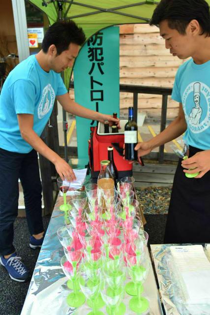福島県南相馬市で青空レストランを開催しました2015.7.5_a0277483_6165386.jpg