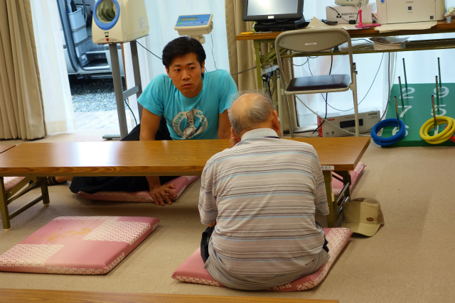 福島県南相馬市で青空レストランを開催しました2015.7.5_a0277483_6171416.jpg