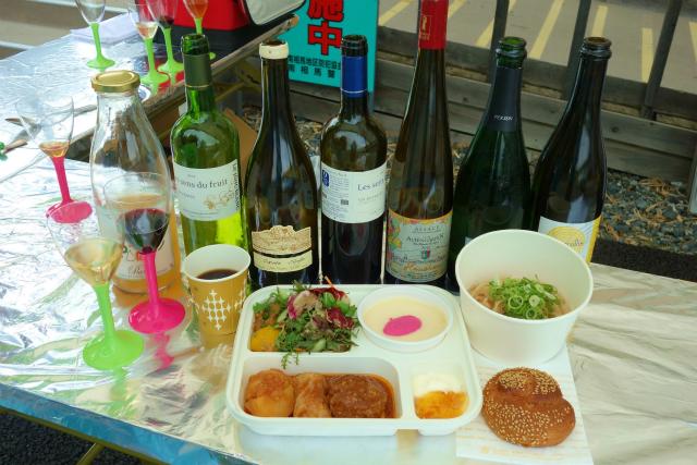 福島県南相馬市で青空レストランを開催しました2015.7.5_a0277483_6173045.jpg