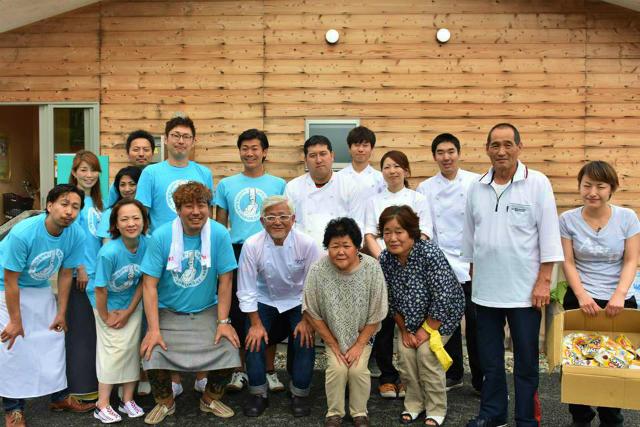 福島県南相馬市で青空レストランを開催しました2015.7.5_a0277483_6173557.jpg
