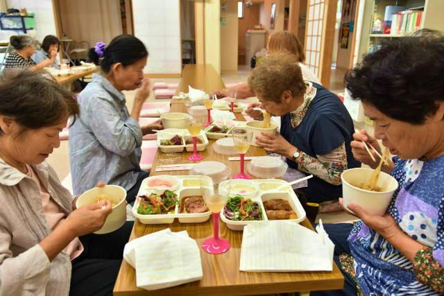 福島県南相馬市で青空レストランを開催しました2015.7.5_a0277483_617852.jpg
