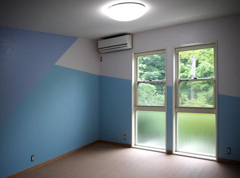ブルーの部屋_f0171785_1350146.jpg