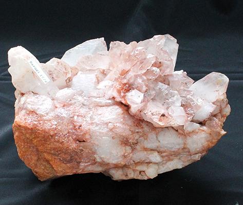 インド(バルギ産)ヒマラヤ水晶クラスター/No.2_c0111102_22344790.jpg