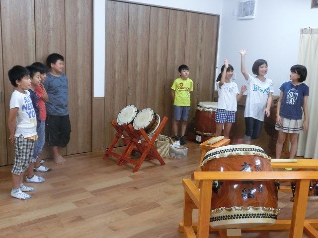駿河台三丁目の「てんのさん」(天王祭)に向けて太鼓の練習が最高潮_f0141310_7381541.jpg