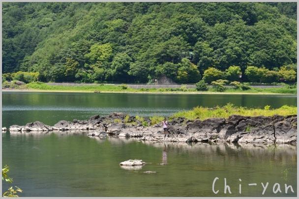 あじさいとラベンダーの 「河口湖」_e0219011_10154671.jpg