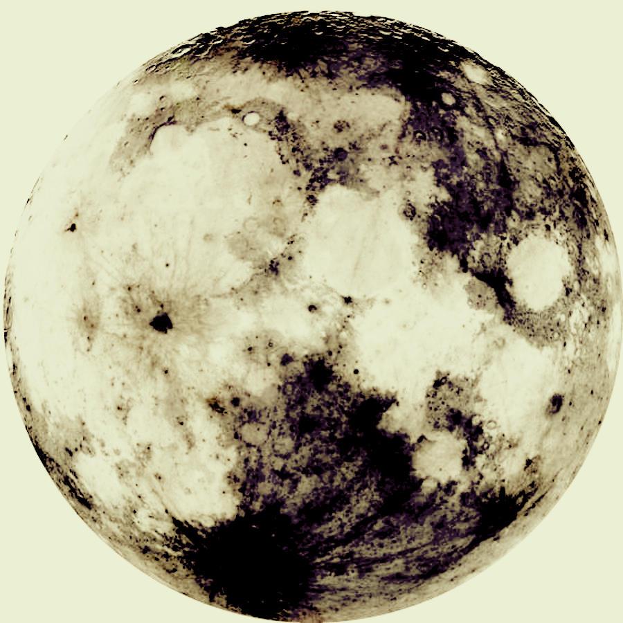 最新冥王星映像が語る「冥王星ガガは月とそっくり」2:NASAのネガポジ疑惑?_e0171614_16121231.jpg