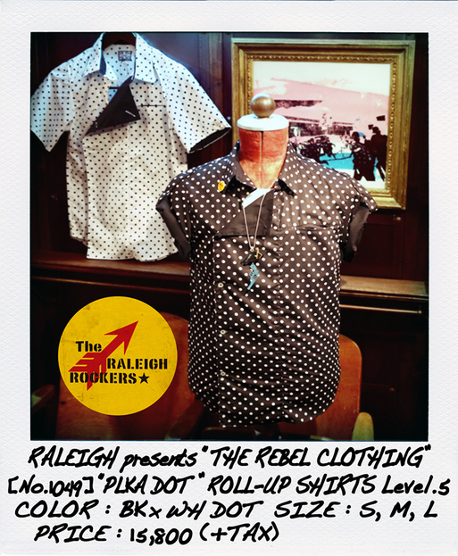 【RALEIGH】 New Arrival_c0289919_14105444.jpg