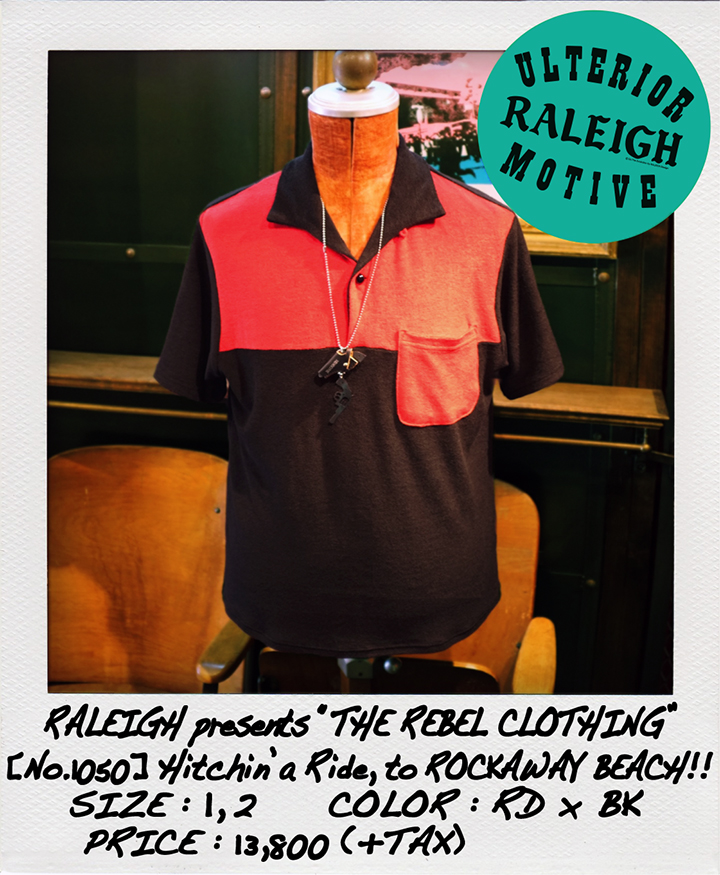 【RALEIGH】 New Arrival_c0289919_1413286.jpg