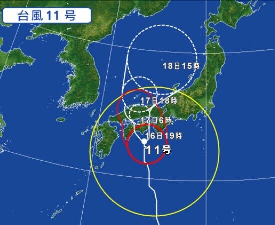 台風が近づいています_d0053323_20391870.jpg