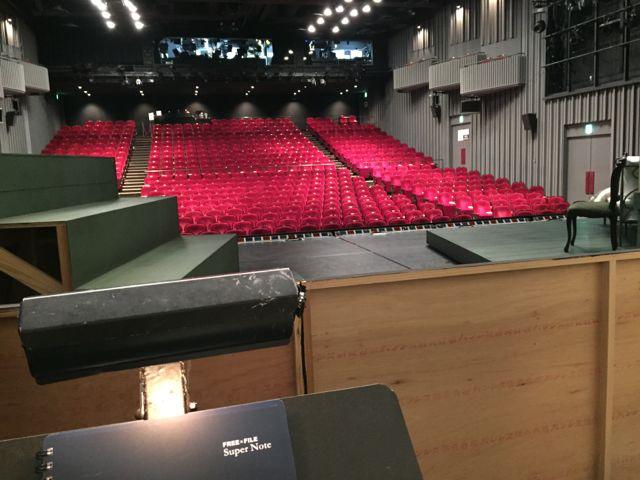ライムライト東京公演終了。_f0113224_15144771.jpg