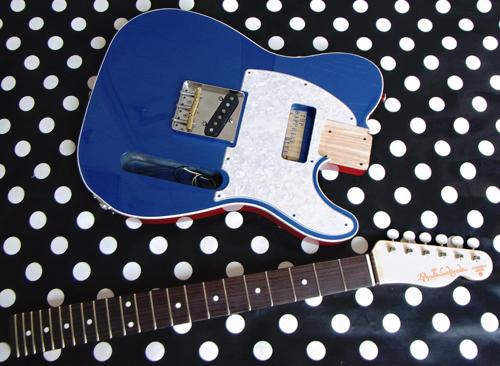 「Sapphire Blue MetallicのStandard-T」の塗装が完了! _e0053731_18244013.jpg