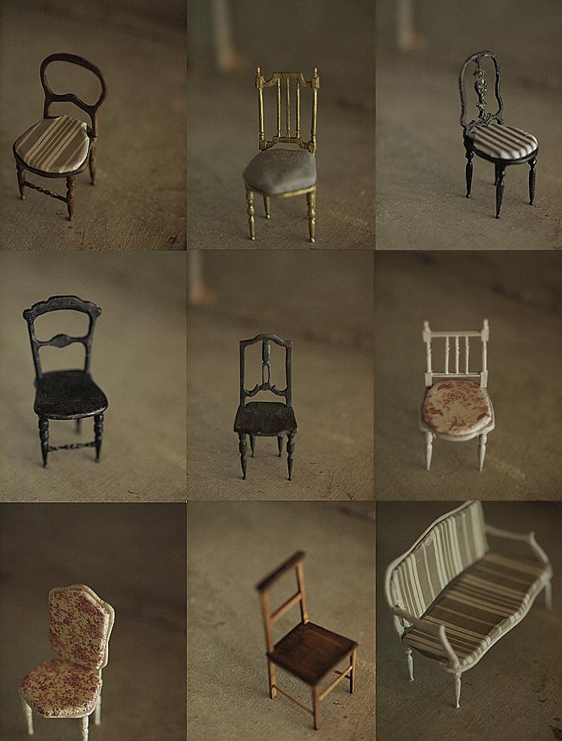 ミニチュアの椅子たち_e0172847_16291710.jpg