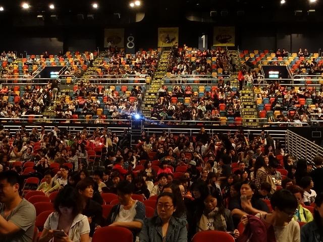 伊利沙伯體育館 客席_b0248150_09265797.jpg