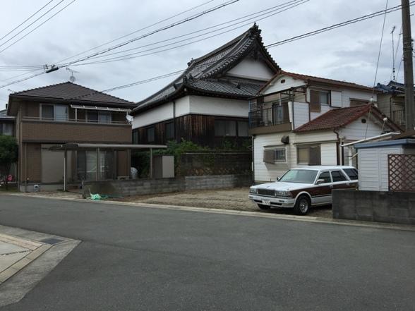 高砂市米田町塩市の土地更地になりました_f0115152_16261418.jpg