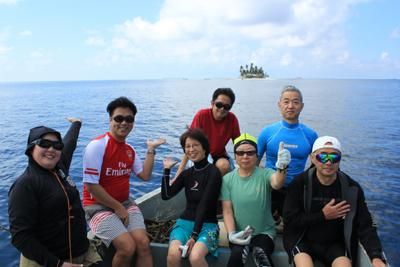 ジープ島ツアーからただいま~~♪   JEEP ISLAND_e0184067_18333527.jpg