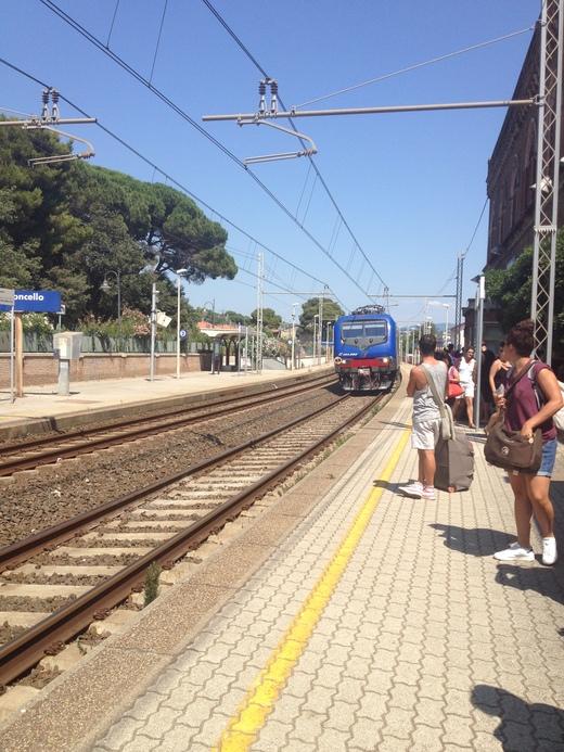 イタリアの車窓から カスティリオンチェッロ-ピサ中央駅_a0136671_037980.jpg