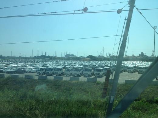 イタリアの車窓から カスティリオンチェッロ-ピサ中央駅_a0136671_0522147.jpg