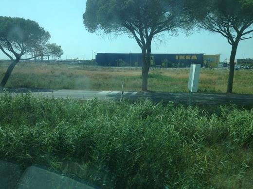イタリアの車窓から カスティリオンチェッロ-ピサ中央駅_a0136671_104795.jpg