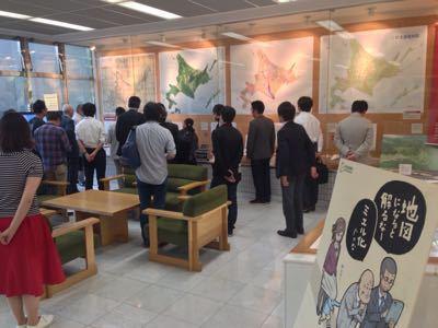 旭川プレセミナー in FOSS4G 2015 Hokkaido_e0014773_12423195.jpg
