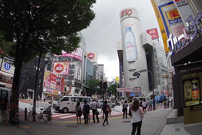 7月16日(水)今日の渋谷109前交差点_b0056983_11570473.jpg