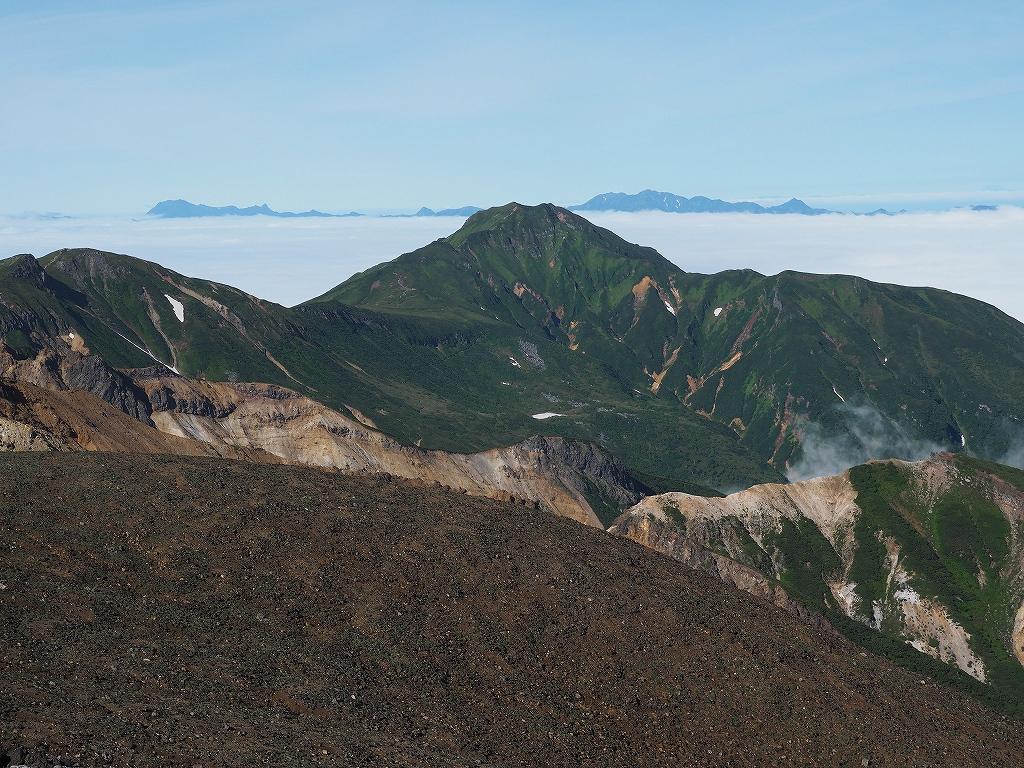 感動の十勝岳から富良野岳、7月16日-速報版-_f0138096_201472.jpg