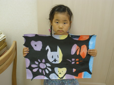 松井山手教室~切り絵~_f0215199_122825100.jpg