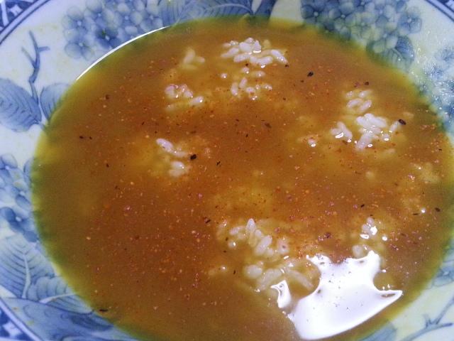 (株)栗木商店 カレー麺 ¥170_b0042308_1026110.jpg