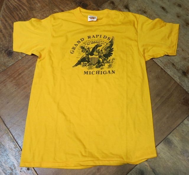 7/18(土)入荷!80\'s HANES michigan T-shirts!_c0144020_13371431.jpg