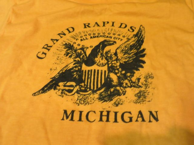 7/18(土)入荷!80\'s HANES michigan T-shirts!_c0144020_13371678.jpg