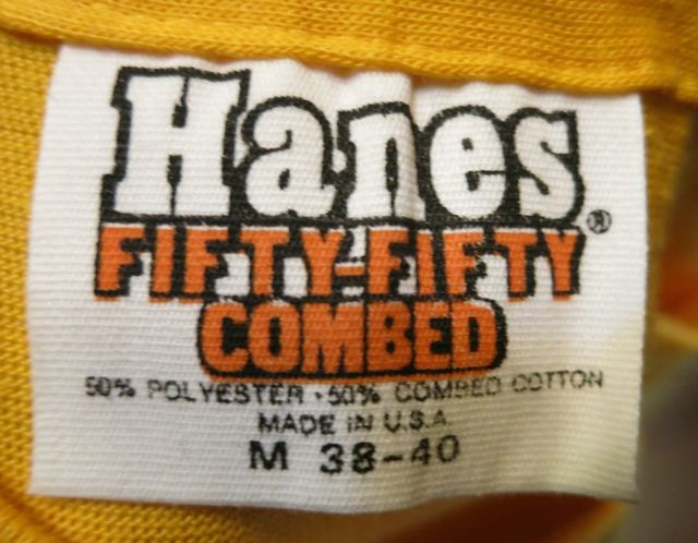 7/18(土)入荷!80\'s HANES michigan T-shirts!_c0144020_133807.jpg