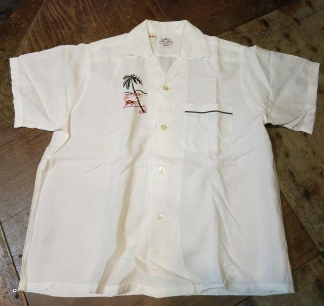 7/18(土)入荷!60's PALM SPRINGS シャツ!_c0144020_1340113.jpg