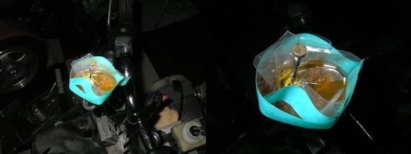 BMW  ヘッドライトとワイヤーのメンテ_e0218639_10292815.jpg