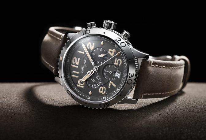 最高級時計ブランド、ブレゲが筋ジストロフィーとの闘いを支援する!_f0039351_16331154.jpg