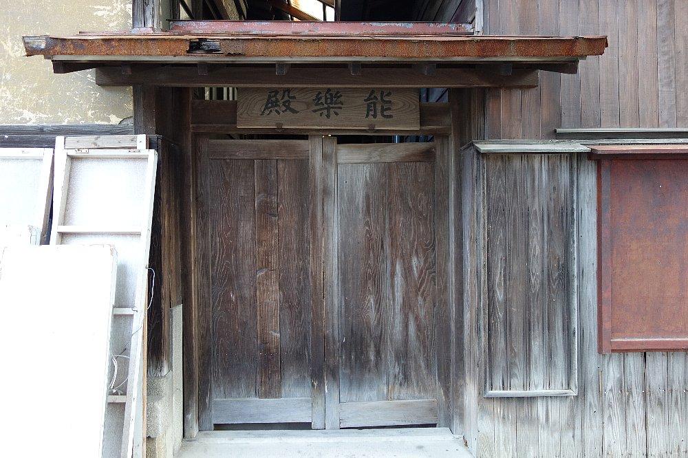 福岡市の住吉神社能楽殿_c0112559_8455051.jpg