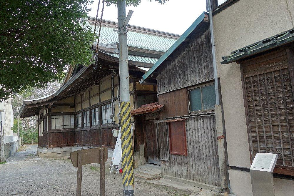 福岡市の住吉神社能楽殿_c0112559_8465287.jpg